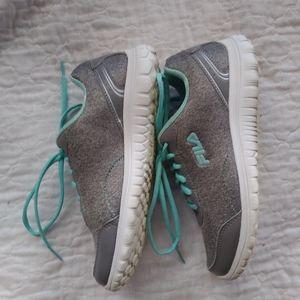 Women's Fila Sneakers